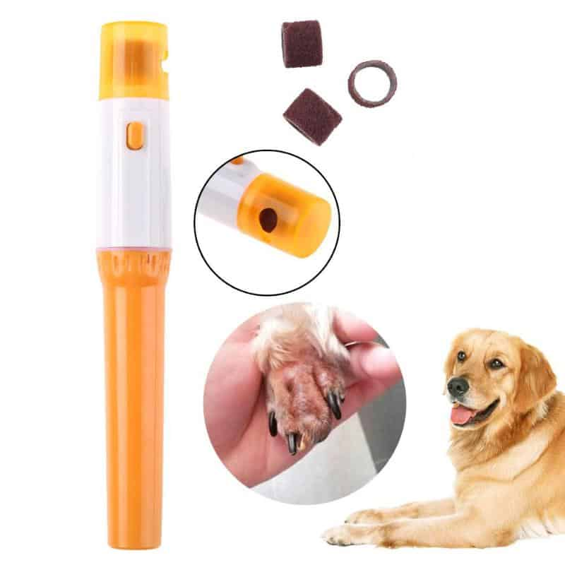 Painless Dog Nail Trimmer
