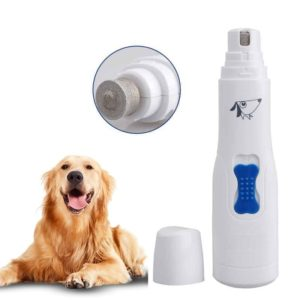 Quiet Dog Nail Trimmer