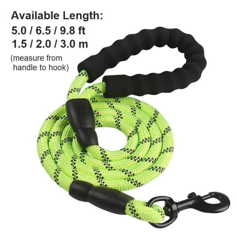 Heavy Duty Rope Dog Leash 5ft