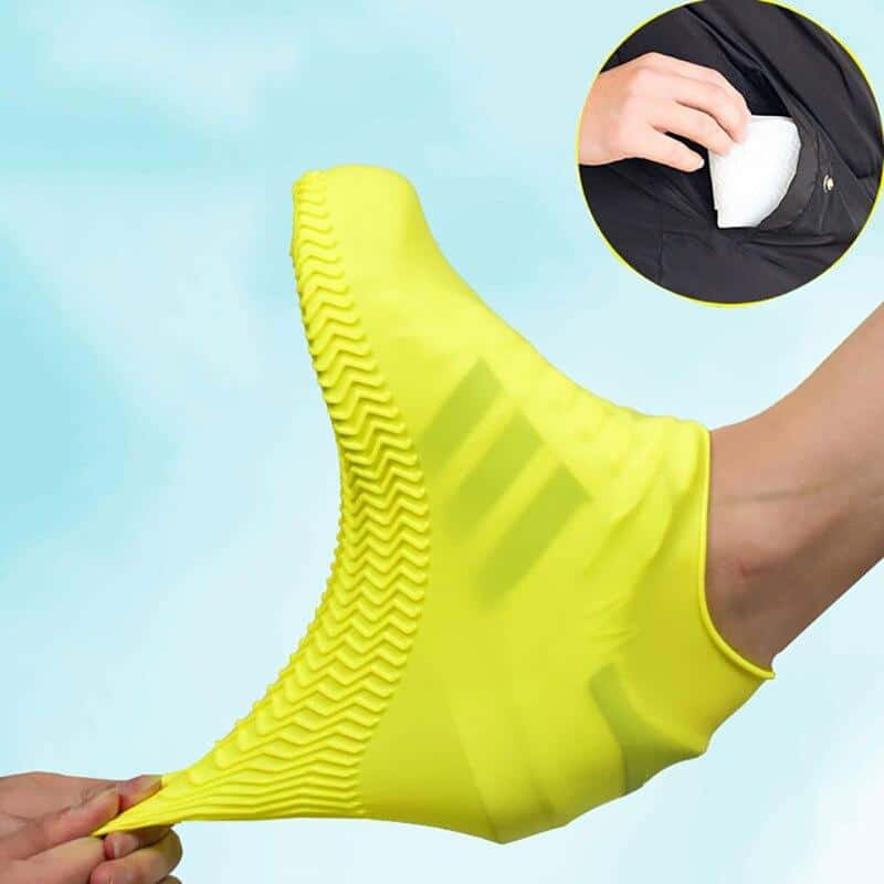 Waterproof Silicone Shoes Protectors